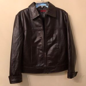 Attitude by Trend Leather Jacket